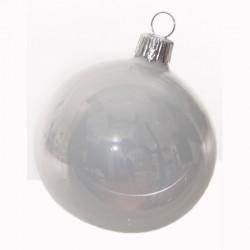 Boule de Noël uni émaillé...