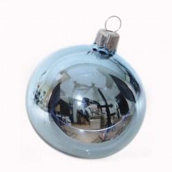 Boule de Noël uni brillant...