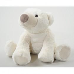 Ours polaire en peluche - 30cm
