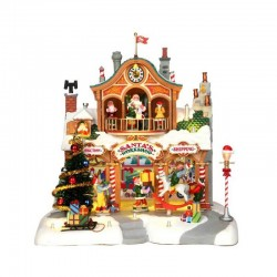 "Maison ""Santa's Workshop"" -..."