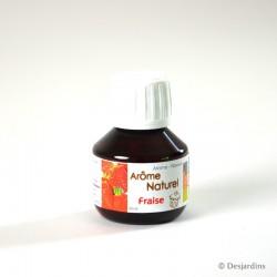 Arôme naturel de fraise - 50ml