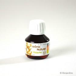 Arôme naturel de pistache - 50ml