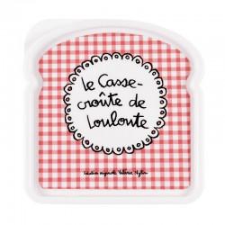 Boîte à sandwich Louloute -...