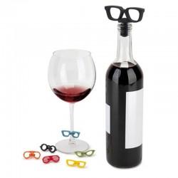 Bouchon à vin et...