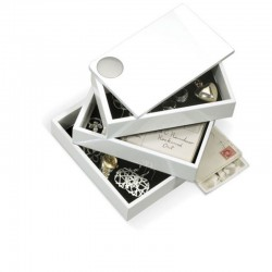 Boîte à bijoux - Umbra - blanc