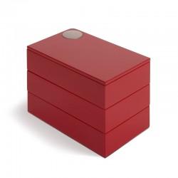Boîte à bijoux - Umbra - rouge