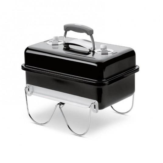 "Barbecue charbon ""Go Anywhere"" noir - WEBER"