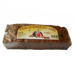 Pain d'épices à la figue - 300g