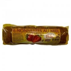 Nonnettes à la fraise -  200g
