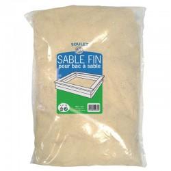 Sac de sable blanc lavé 15...