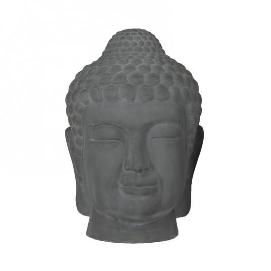 Statue tête de bouddha - 41 cm - DESJARDINS