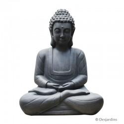 Statue de bouddha assis...