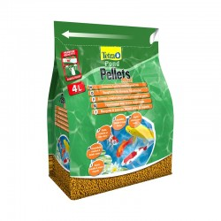 Tetra Pond Pellets Mini - 4L