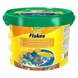 Tetra Pond Flakes - 10L