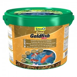 Tetra Pond Goldfish Mix - 10L