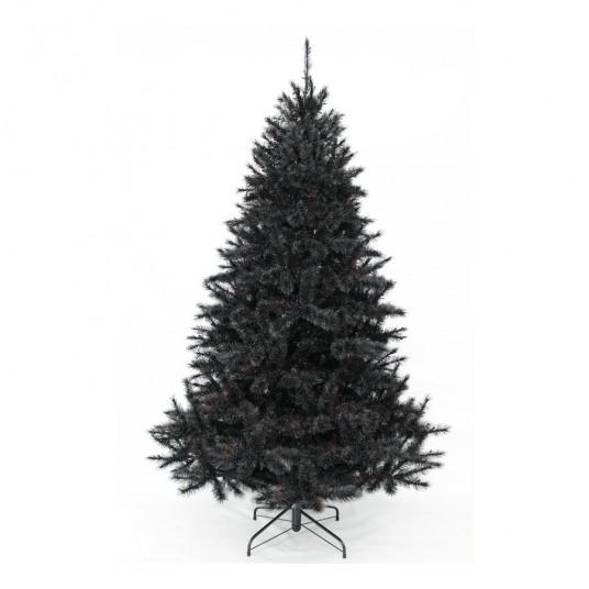 "Sapin artificiel ""Bristlecone"" noir - 215 cm - TRIUMPH TREE"