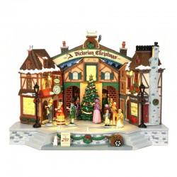 """Scène """"A Christmas Carol..."""