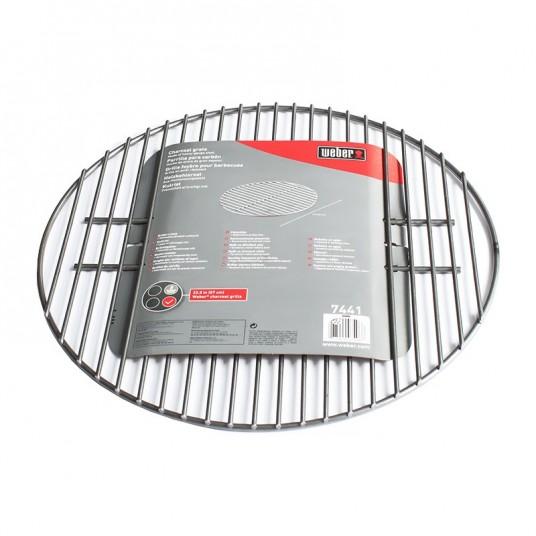 grille foy re pour barbecue charbon 57 cm weber. Black Bedroom Furniture Sets. Home Design Ideas