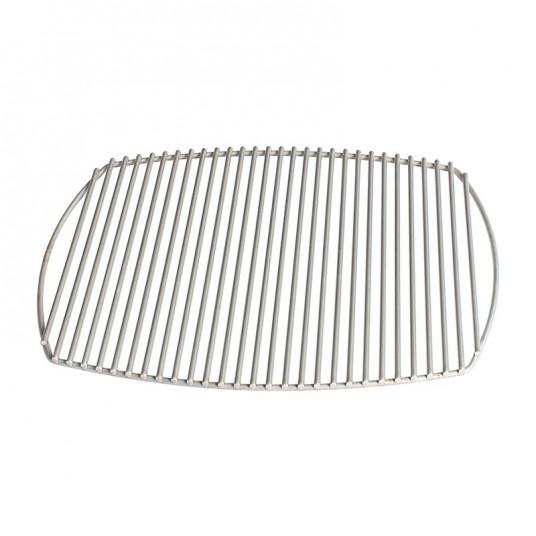 grille de cuisson en inox pour q140 et q1400 weber. Black Bedroom Furniture Sets. Home Design Ideas