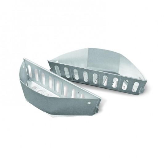 Paniers à charbon (x2) pour barbecue charbon 57/67 cm - WEBER
