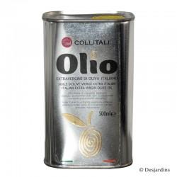 "Bidon d'huile ""d'olives..."