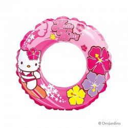 Bouée 'Hello Kitty' - Ø61cm...
