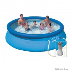 Kit piscine easy - 3,66 x...