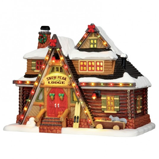 "Maison ""Snow Peak Lodge"" - LEMAX"