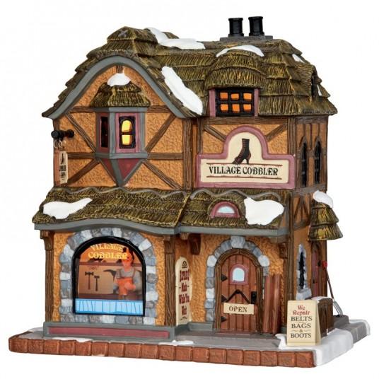 """Maison """"Village Cobbler"""" - LEMAX"""