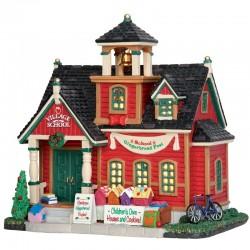 "Maison ""School Gingerbread..."