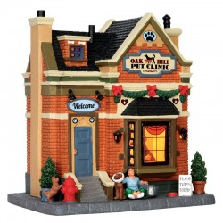 """Maison """"Pet Office"""" - LEMAX"""