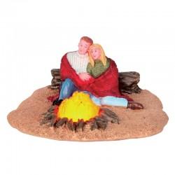 "Scène ""Romantic Campfire"" -..."