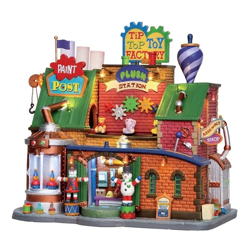 usine tip top toy factory lemax. Black Bedroom Furniture Sets. Home Design Ideas