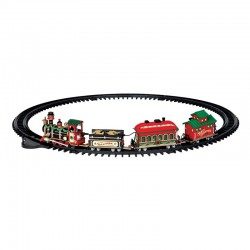 "Train ""Yuletide Express"" -..."