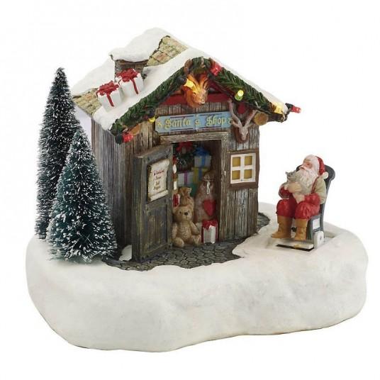 """Scène """"Santa's Shop"""" - LUVILLE"""