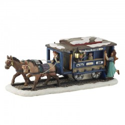 """Scène """"Horse Tram"""" - LUVILLE"""
