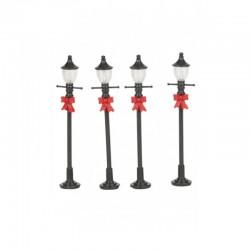 "Réverbères ""Gas Streetlamp""..."