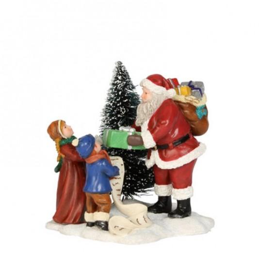 "Figurine ""Santa Gifts"" - LUVILLE"