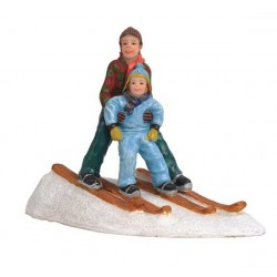 "Figurine ""Sophie on Ski..."