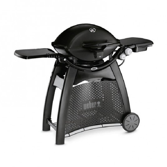 """Barbecue gaz """"Q3200"""" noir - WEBER"""
