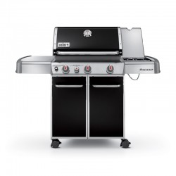 """Barbecue gaz naturel """"Genesis E-330 GBS"""" noir - WEBER"""