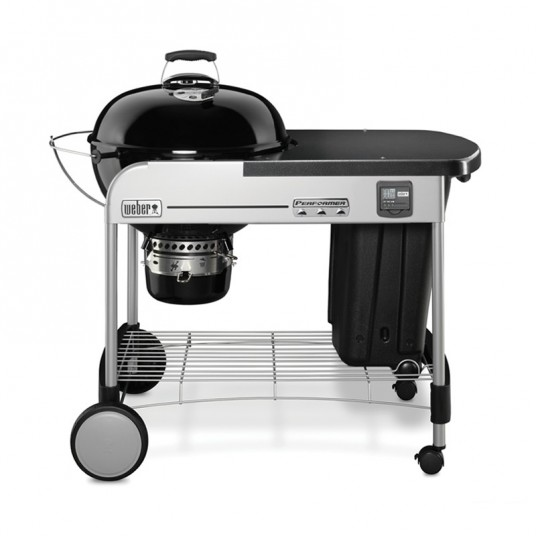 "Barbecue charbon ""Performer Premium GBS"" 57 cm noir - WEBER"