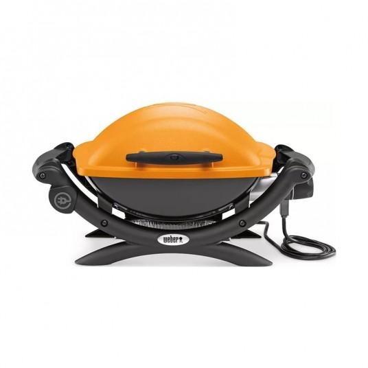 """Barbecue électrique """"Q1400"""" orange - WEBER"""