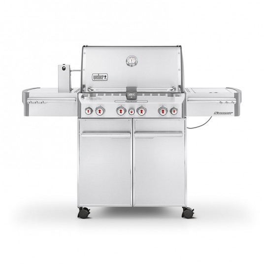 "Barbecue gaz ""Summit S-470 GBS"" - WEBER"