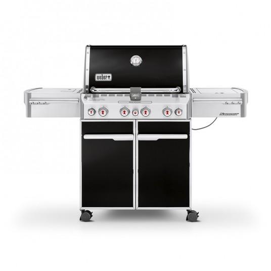 """Barbecue gaz """"Summit E-470 GBS"""" noir intense - WEBER"""