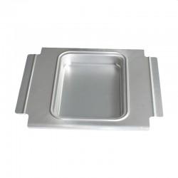 Support barquette aluminium...