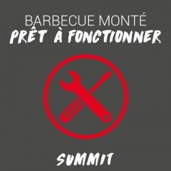 Montage barbecue gaz...