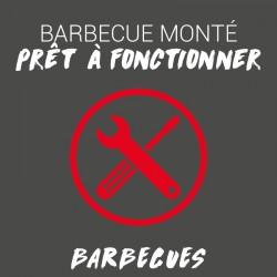 Montage pour barbecues...