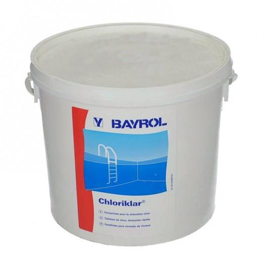 """Désinfectant """"Chloriklar"""" 5 kg - BAYROL"""