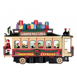 "Train ""Santa's cable car"" -..."